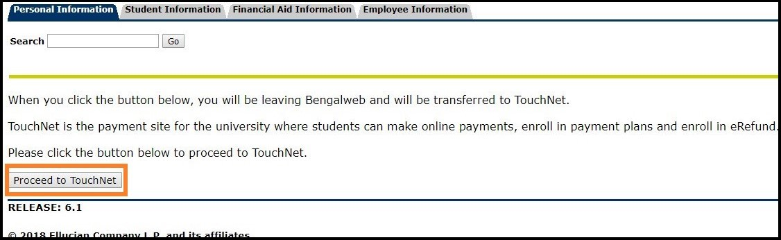 Online fee payment Enroll in Erefund